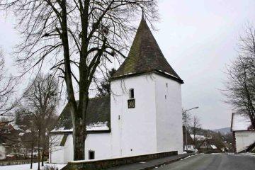 Die Anfang des 14. Jahrhunderts errichtete Kirche von außen. Foto: Leupold