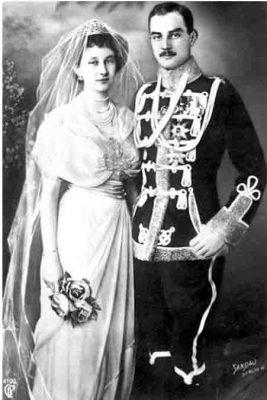 Victoria und Ernst August Hochzeit 1913 Foto: Städtisches Museum Braunschweig