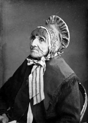 Porträt von Schnieder-Moer aus dem Jahr 1884. Foto: LWL