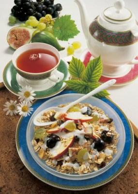 Vollkornmüsli mit Früchten Foto: Wirths PR