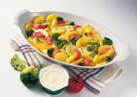 Diät-Rezept: Herzhafter Kartoffelauflauf Foto: Wirths PR