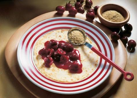 Kirsch-Pfannkuchen Foto: Wirths PR