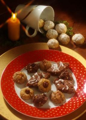Weihnachtsplätzchen - tolle Rezepte Foto: www.1000rezepte.de