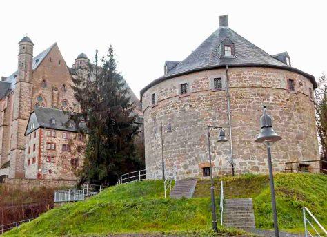 Marburger Hexenturm Foto: hr