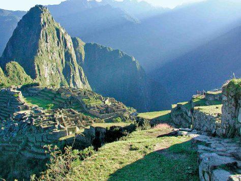 Südamerika. Peru. Machu Picchu. © Foto:  Dertour