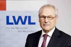 LWL-Direktor Dr. Wolfgang Kirsch. Foto: LWL
