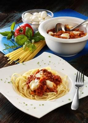Schnelle Rezepte: Spaghetti bolognese Foto: Wirths PR