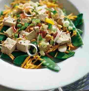 Tofu-Tartar (cholesterinarm)
