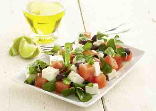 Griechische Rezepte: Schnelles und Frisches aus Griechenland