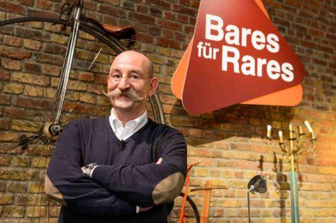Bares für Rares mit Moderator Horst Lichter © Foto: ZDF / Willi Weber
