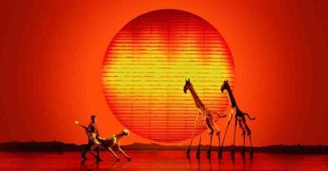 Die afrikanische Savanne © Foto: Owner/Stage Entertainment