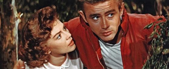 James Dean und Natalie Wood in Rebel Without a Cause von Nicholas Ray (USA 1955) Quelle: Park Circus, Glasgow, © Warner Bros./Berlinale