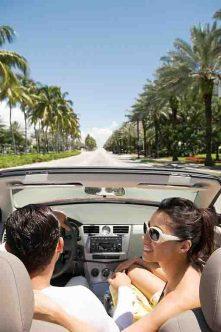 Mietwagenurlaub USA: Pauschal gebucht, aber flexibel gestaltet Foto: Thomas Cook