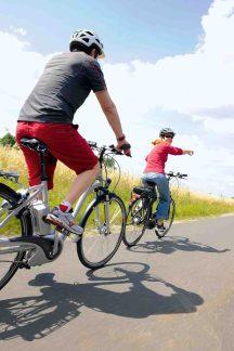Im letzten Test fielen die meisten E-Bikes durch. Die aktuell geprüfte Generation ist deutlich besser Foto: Test.de