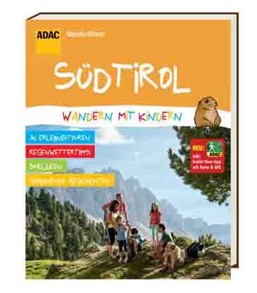 ADAC Wanderführer Südtirol - Wandern mit Kindern Foto: adac.de