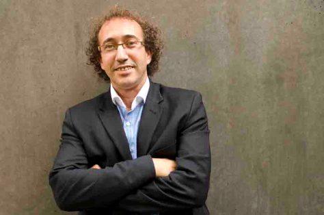 Professor Dr. Rachid Ouaissa ist Mitherausgeber eines Sammelbandes über die arabische Jugend. (Foto: Holger Sauer)
