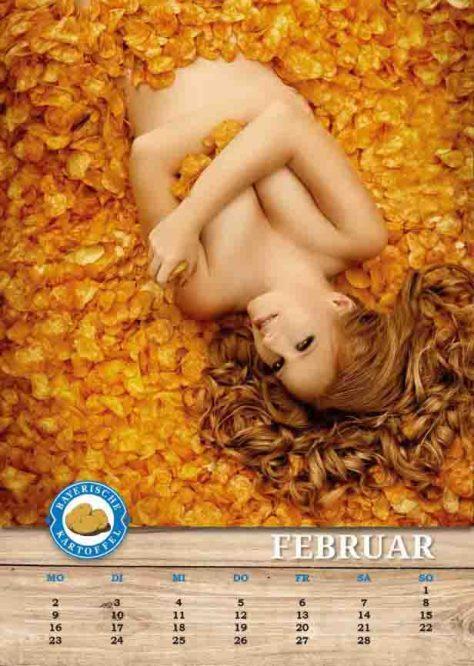 Das Februar-Model: Victoria Kucharz. © Karin Heidmeier Fotostudio