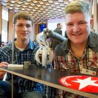 Die Jugend forscht: Sieger an der Uni Bonn