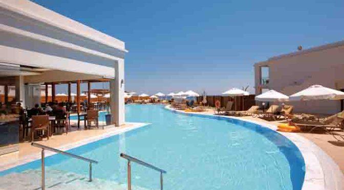 Neues lti Hotel auf Rhodos Foto: DER Touristik
