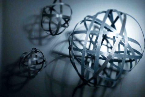 """Installation """"Täuschung?"""" von Birgit Rehsies. Foto: Birgit Rehsies"""