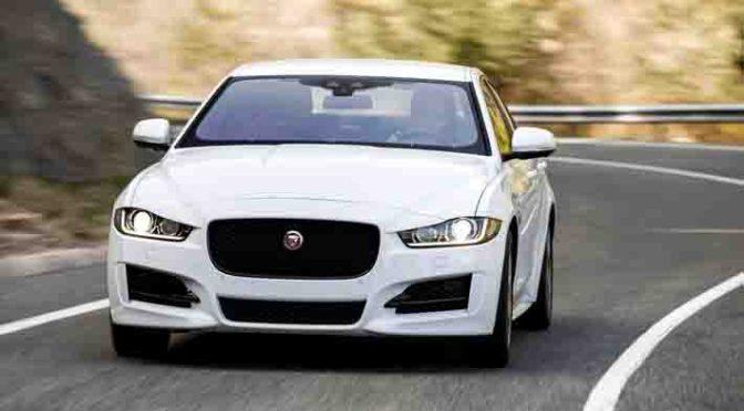 Der Jaguar XE Innovation Drive: am 20. Mai in den Pasing Arcaden München. Foto: ots/ Jaguar Land Rover Deutschland GmbH