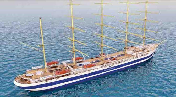 Kreuzfahrt: Star Clippers baut größtes Segelschiff der Welt