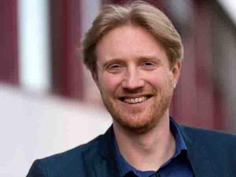 Prof. Dr. Matthew Smith vom Institut für Informatik 4 der Universität Bonn. (c) Foto: Barbara Frommann/Uni Bonn