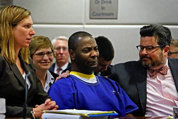 New testimony wins freedom for man convicted in 1979 killing