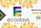 Banner Ecodays 2016