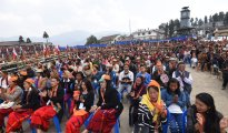 nagaland election rally