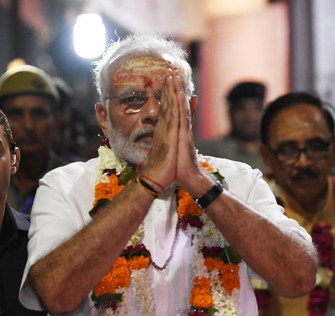 PM-Modi-In-Varanasi