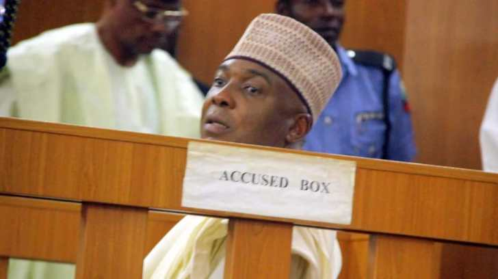Saraki: CACOL bemoans 'rascally behaviour' of Senators at CCT