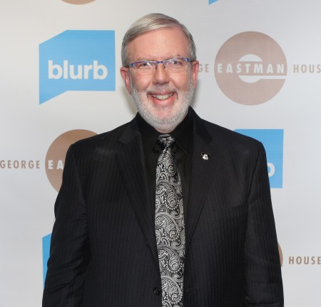 Leonard Maltin. Photo Andrew Toth/Getty Images.