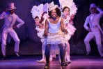 Shuffle Along at the Music Box Theatre. Photo © Julieta Cervantes.