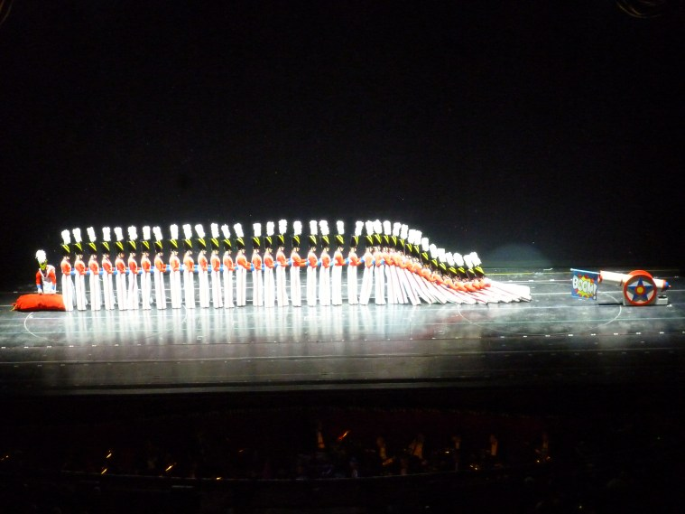 "This number ""The Parade of Wooden Soldiers"" has been performed since 1933! Utterly classic, astonishing precision."