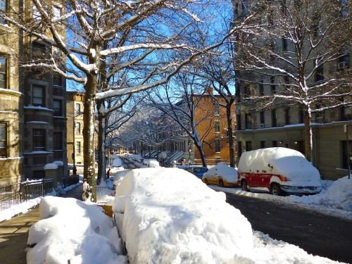 snowsunstreet