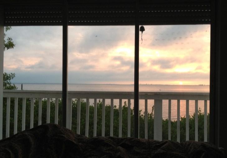 Florida Vacation sunrise