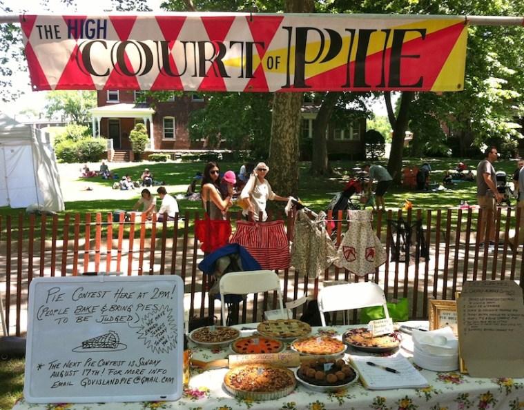 jazz age lawn party pie contest