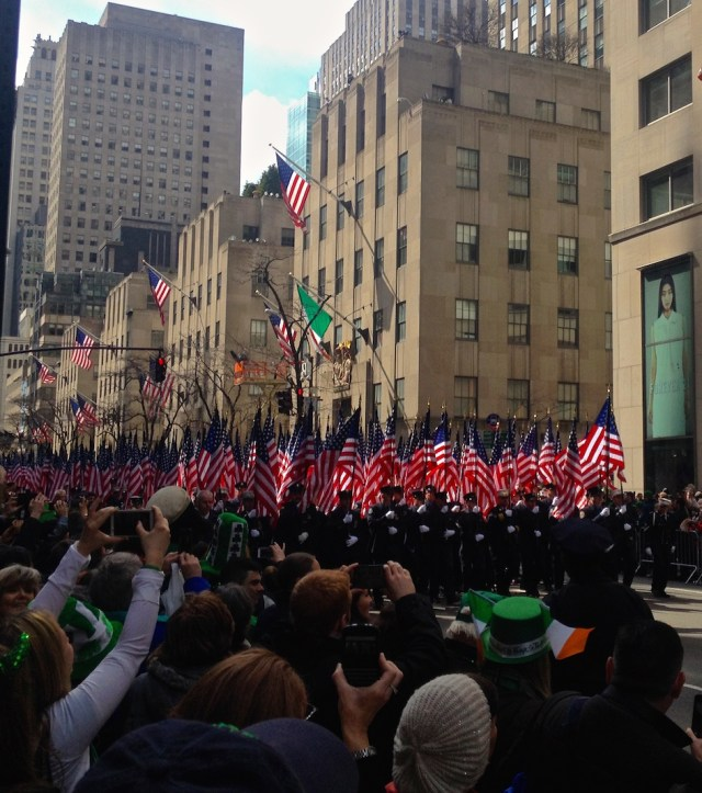 NYCStPaddysParadeFlags