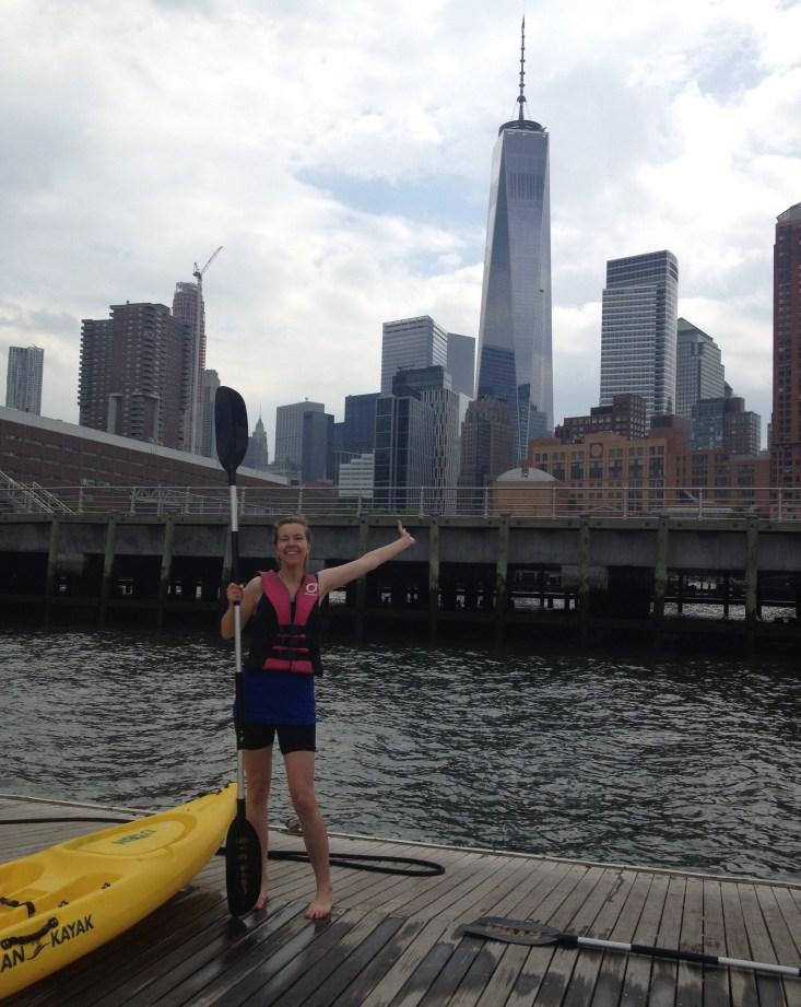 kayaking-NYC