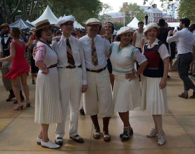 jazz age lawn party group
