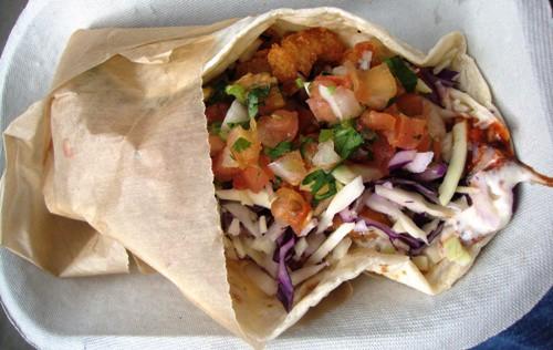 pescado taco from TTT