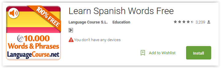 7 Best Spanish Learning Apps For Offline Or Online Use ...