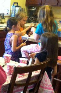homeschool co-op book club