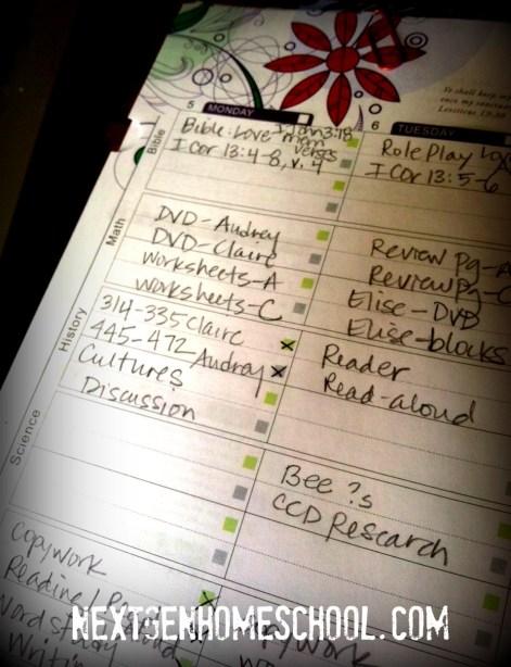 weeklyplanner