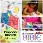 Review: Picture Smart Bible K-3rd Grade