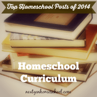 Top Homeschool Posts of 2014: Curriculum