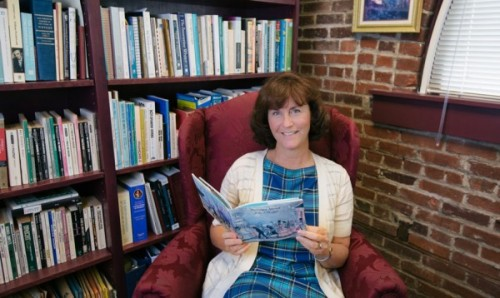 Suzanne Flynn, Associate Professor of English