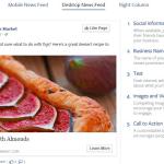 Facebook Desktop News Feed Ad | NextRestaurants & Zog Digital