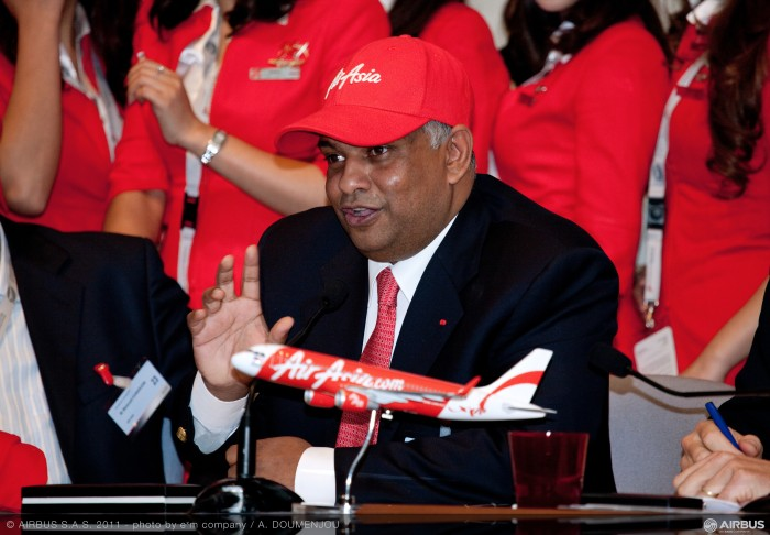 air asia tony fernandes